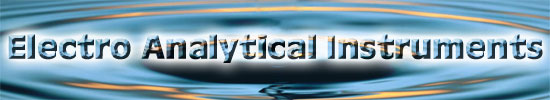 Electro Analytical Instruments for Water Analysis